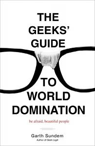 la le la le la. i'm not saying i'm a geek but it was a good book
